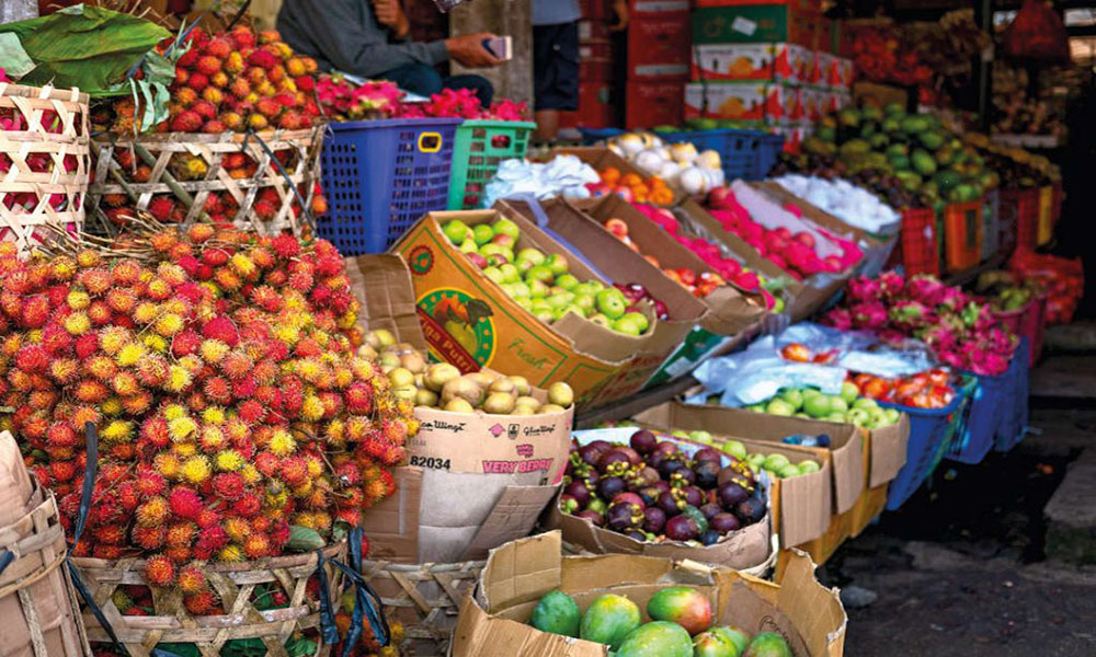 Bedugul Local Market - Bali Tour Package