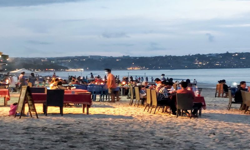Jimbaran Seafood Dinner - Bali Tour Package