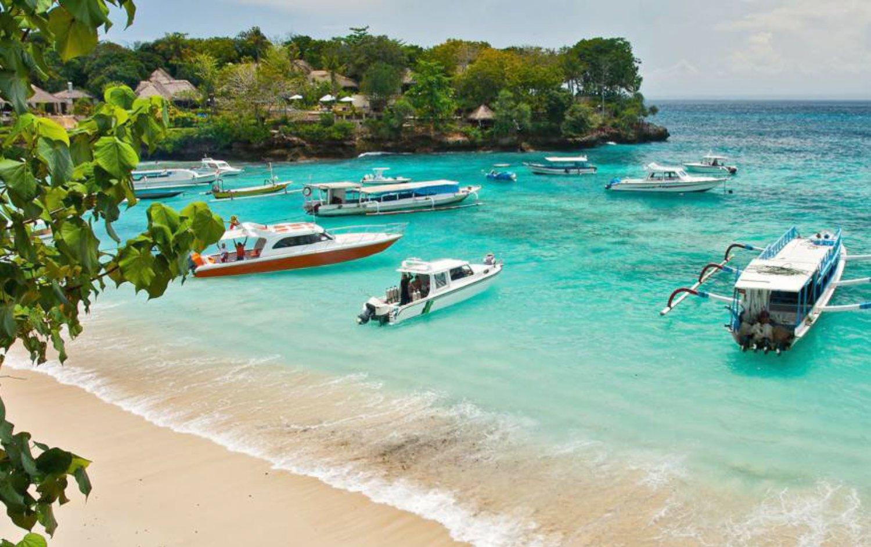 Jungut Batu Beach, Unique Exotic - Bali Tour Package