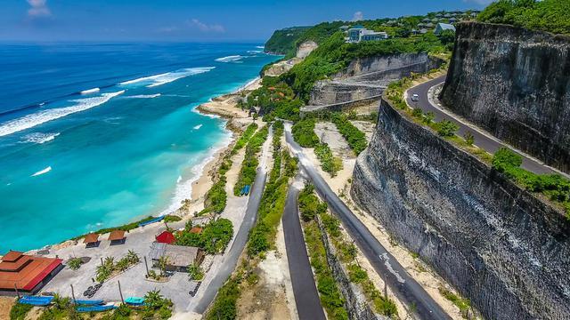 Melasti The Most Beautiful Beach in Bali