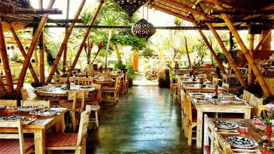 Mentari Restaurant Bedugul - Bali Tour Package