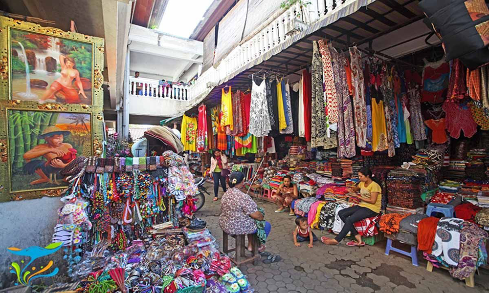 Ubudi Art Market - Bali Tour Package