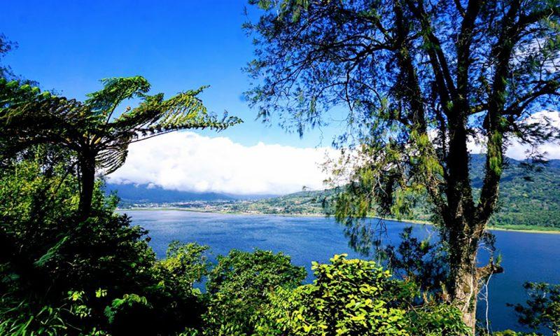 Twin Lake - Bali Tour Package