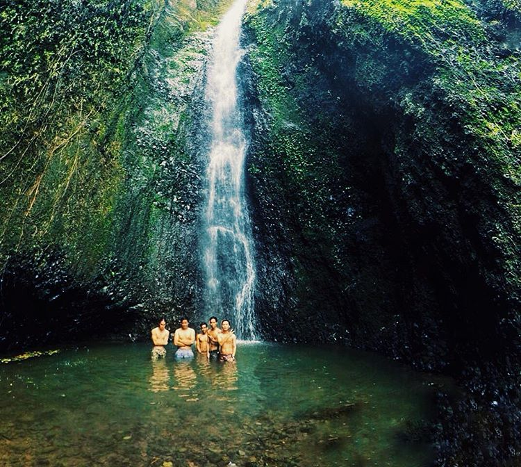 Yeh Labuh Waterfall - Bali Tour Package